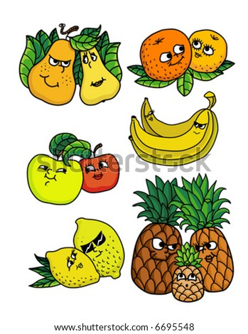 Living fruits