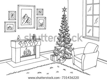 astounding black white christmas living room | Download Colorful Windows Wallpaper 1680x1050 | Wallpoper ...