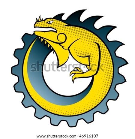 Lizard Iguana Gear...