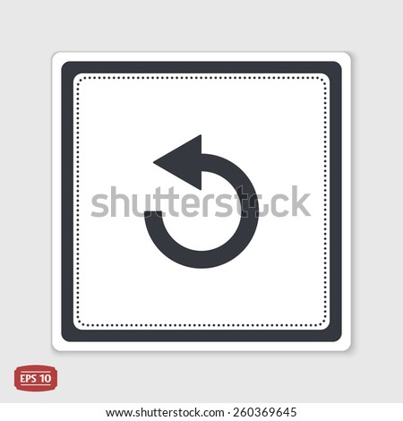 loading and buffering icon