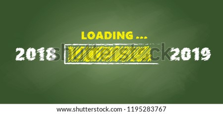 loading bar 2018 2019 school