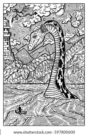 loch ness lake monster nessie