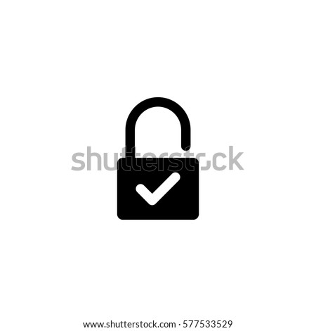 lock access icon