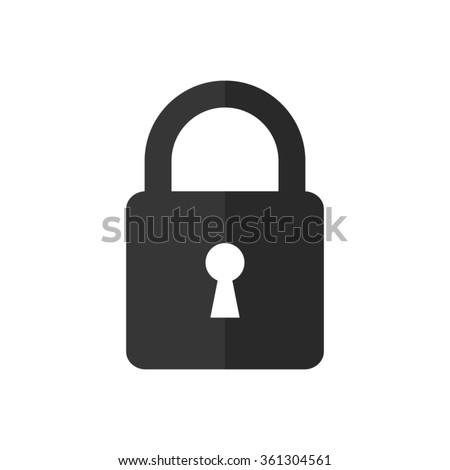 Lock -  vector icon