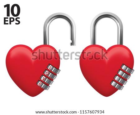 lock with numeric code