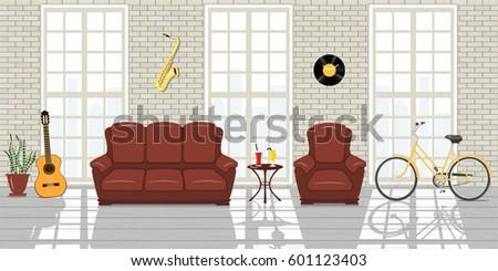 loft studio interior big