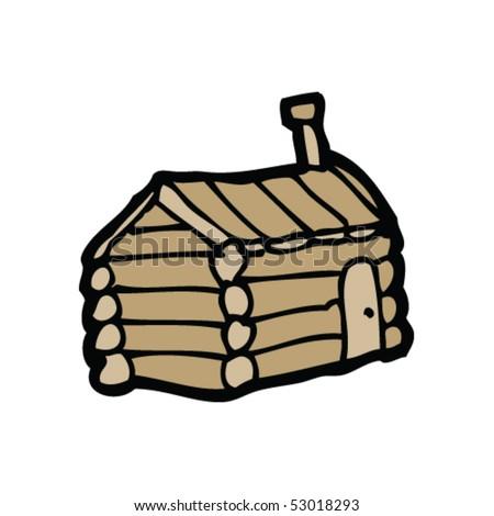 Log Cabin Drawings