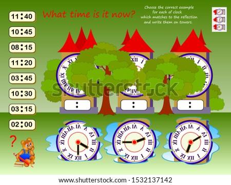 logic puzzle game for children