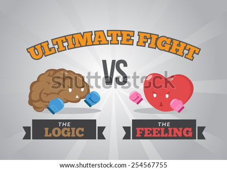 logic versus feeling