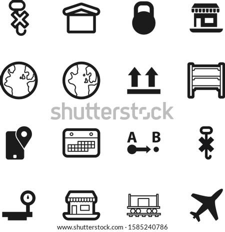 logistic vector icon set such as: gram, kilogram, do, isometric, app, mass, mark, strength, shelves, smartphone, date, construction, interior, pictogram, holding, work, thin, growth, agenda, grey