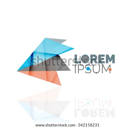 logo  abstract geometric