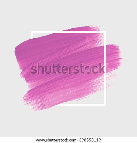 royalty free logo art paint template original 398555140 stock