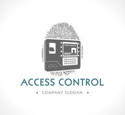 Logo - Biometric Access Control System