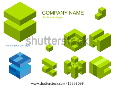 logo blocks