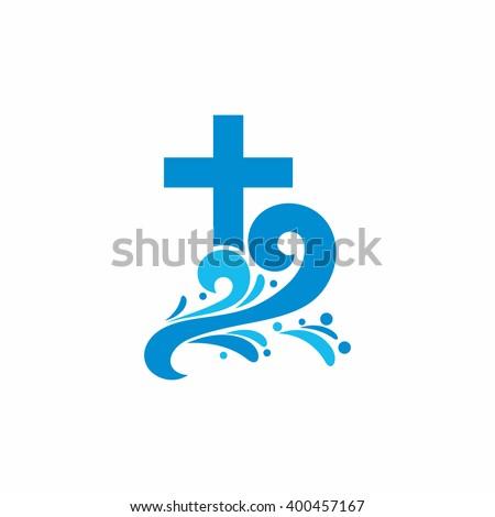 logo church christian symbols