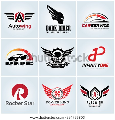 logo collection set of