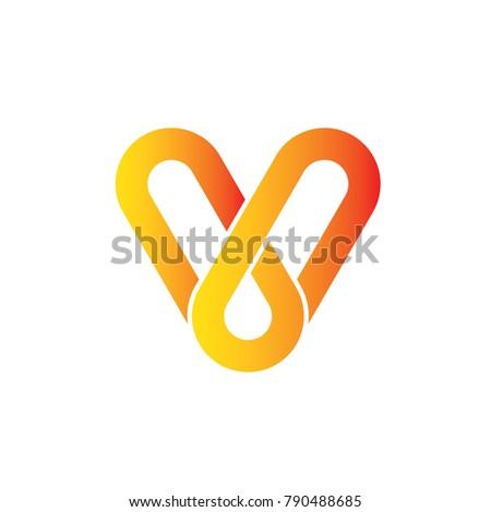 f3bca7e2824 logo, design, concept, creative, icon, identity, illustration, shape, ·  Letter W logo icon design template elements #478951645 · Letter M Logo  design vector ...