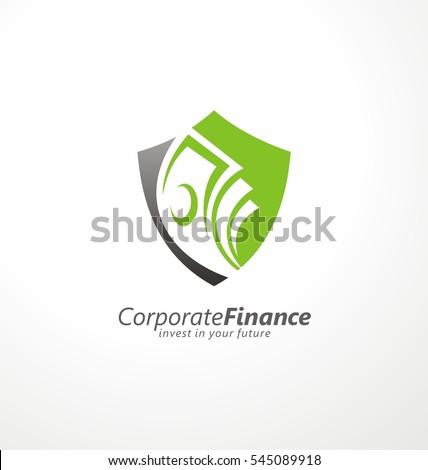 logo design concept for safe