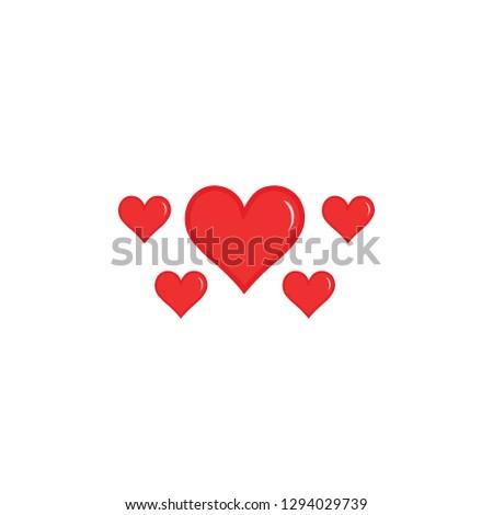 Logo design valentine cute #1294029739