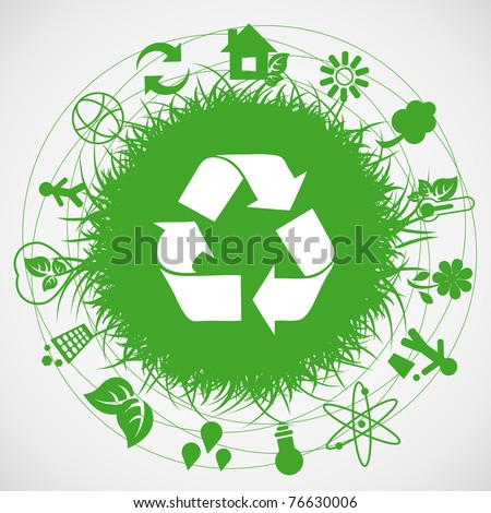 Logo - Ecology earth