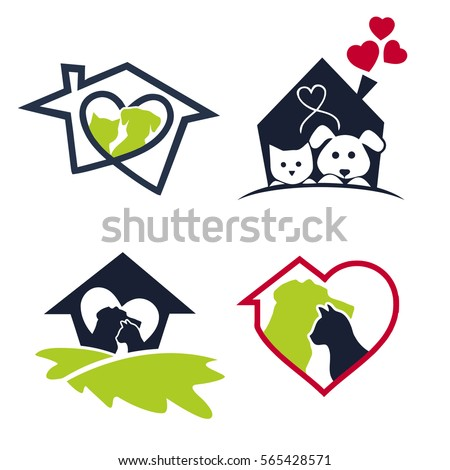 logo for dog and cat veterinary