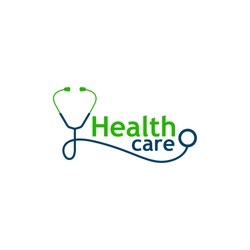 Logo for health care phonendoscope