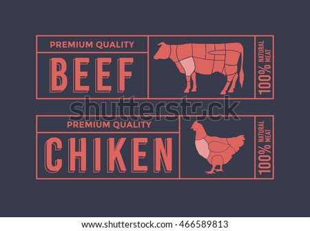 logo for labelling of meat