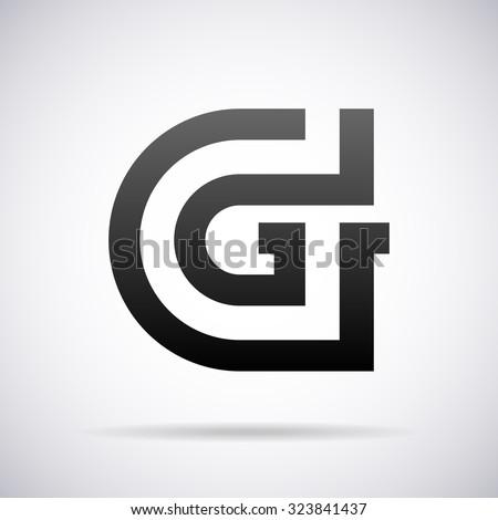 Logo For Letter... G Design Letter