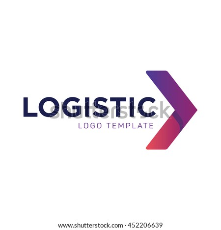 Logo for logistics and delivery company