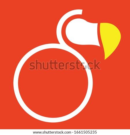 logo icon symbol bird dodo