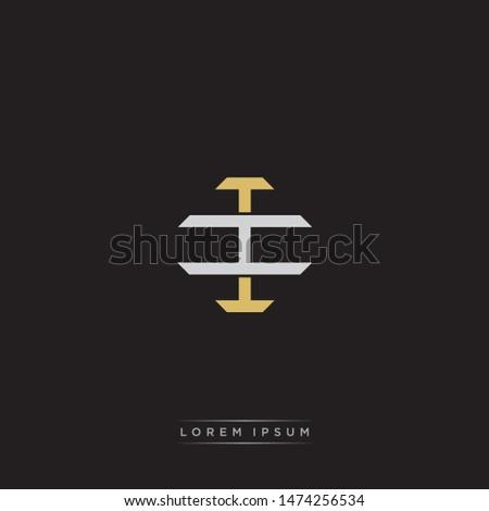 logo initial ii i monogram
