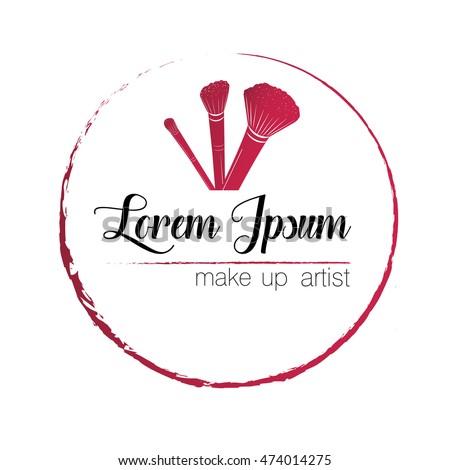 logo make up artist