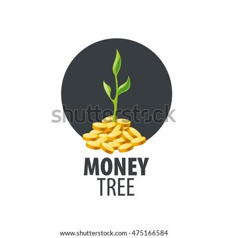 logo money tree