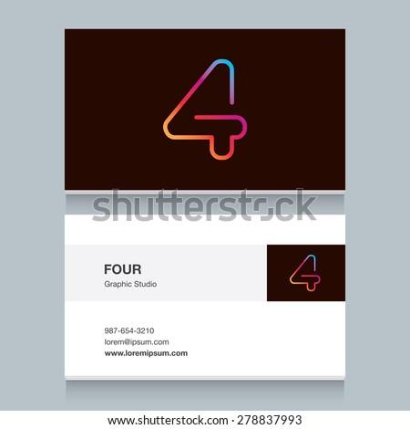 Logo number four
