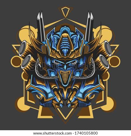 logo optimus prime apparel icon
