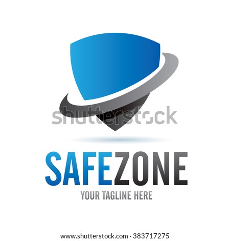 Logo Safe Zone Icon Element Template Design Logos