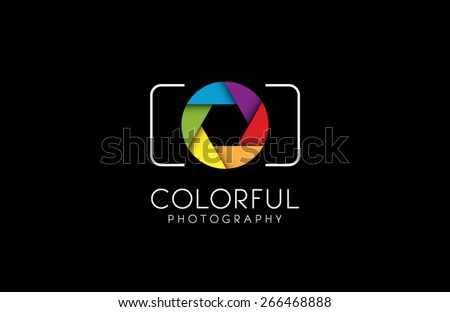 logo template photography