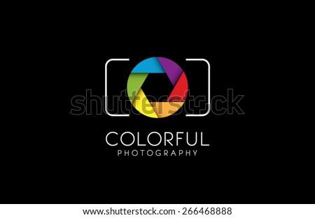 logo template photography