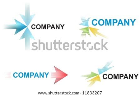 Logo Templates With Arrows