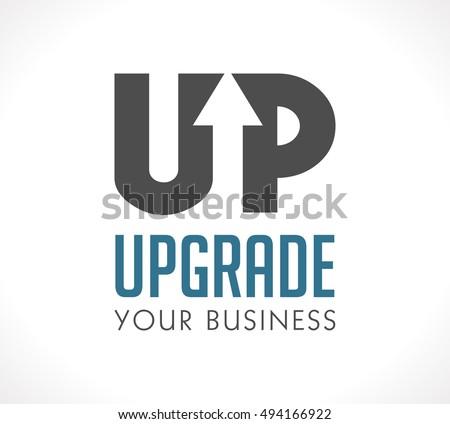 Logo - Upgrade your business