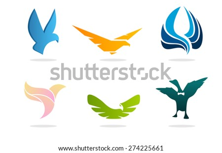 logo vector bird