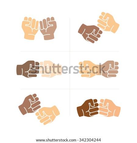 logo vector hands union