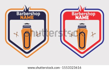 Logotipo Barbershop For barbershop Creative design