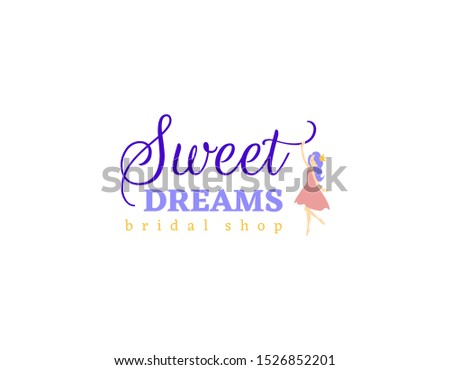 logotype sweet dreams with