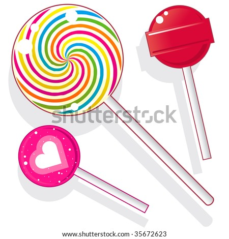 lolly candy