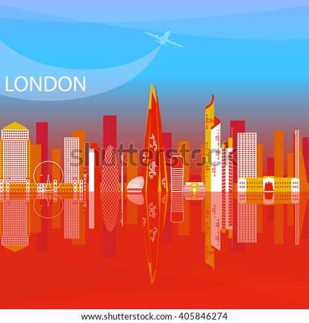 london   capital city of the