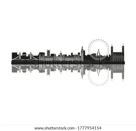 london city skyline from london