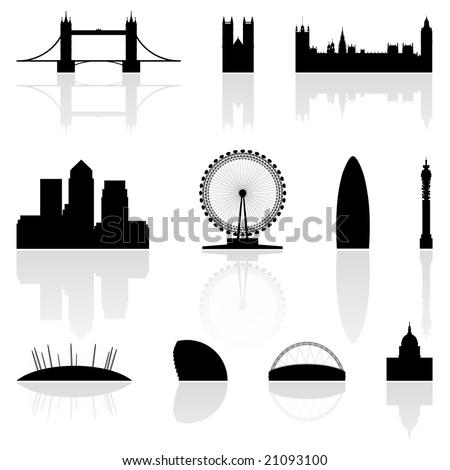 london famous landmarks