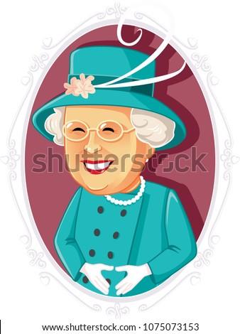 london  uk  april 23  queen