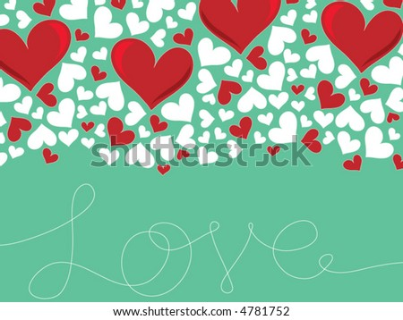 love heart sweets i love you. love you funny web heart